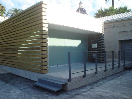 Vestuarios y cocinas en Centro Doctor Esquerdo – San Juan