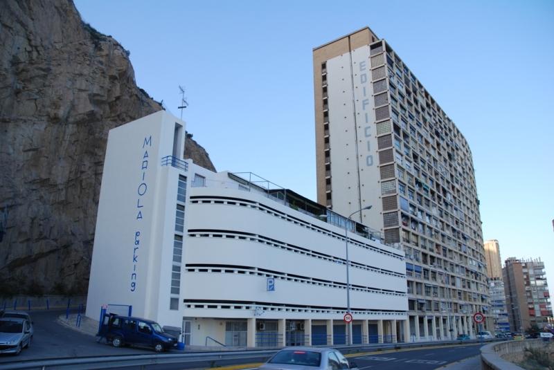 REHABILITACIÓN EDIFICIO GAFNER MARIOLA ALICANTE