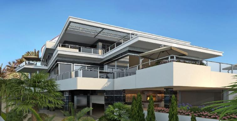 CONSTRUCCIÓN CHALET CALLE COREA,  BENIDORM (ALICANTE)