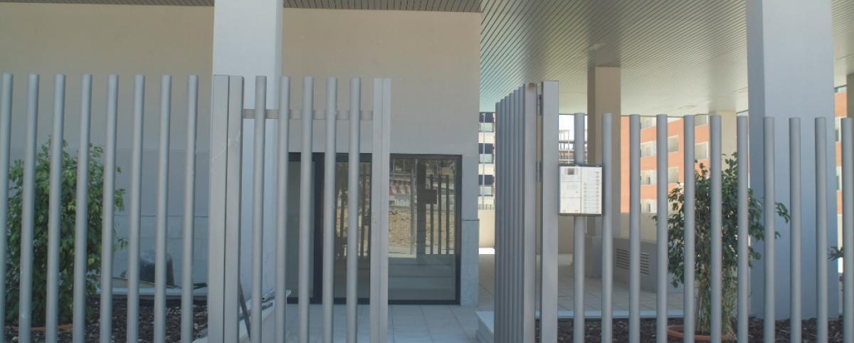 Construcción de 57 viviendas en Garbinet, Alicante
