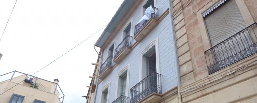 Rehabilitación antiguo colegio San Roque en Alicante