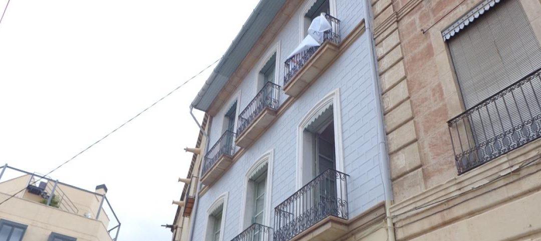 Rehabilitación Colegio San Roque Alicante