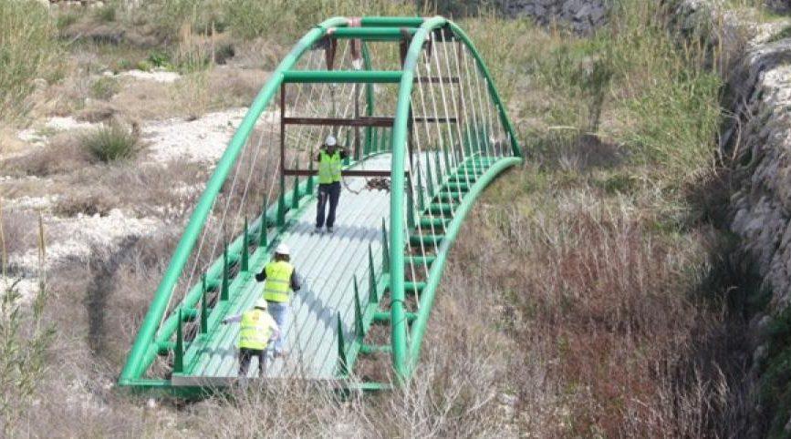 construcción-pasarela-peatonal-beniarbeig-alicante