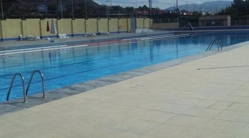 Reparacion piscina centro excursionista eldense en elda for Reparacion piscinas