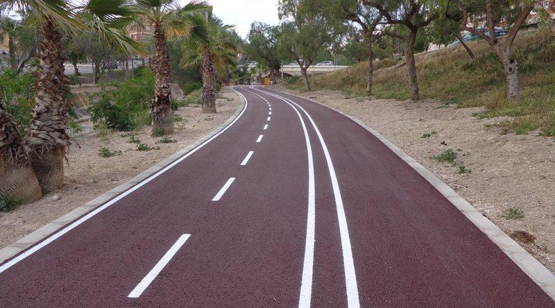 construccion-carril bici-elda