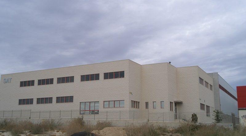 construccion-nave industrial-petrer-suministros garcia-