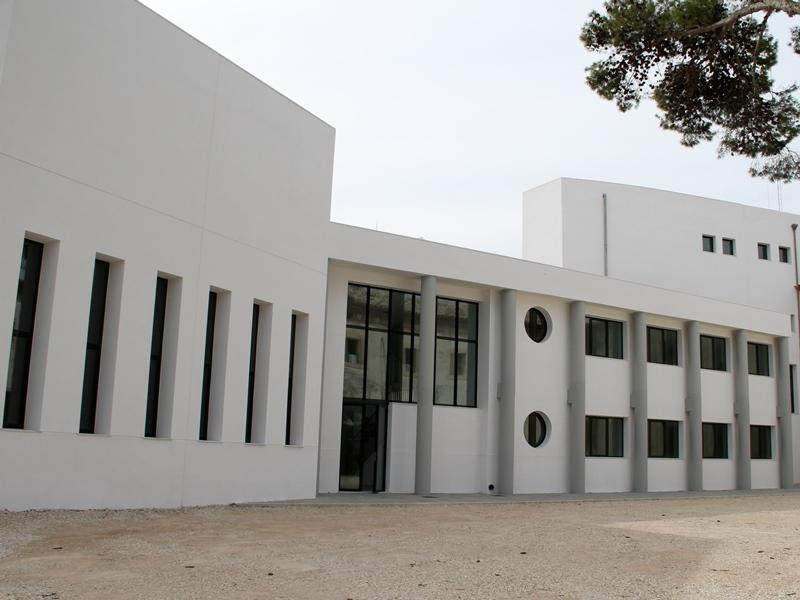 REHABILITACIÓN DE EDIFICIO PARA ESCUELA DE MÚSICA EN BENISSA, ALICANTE