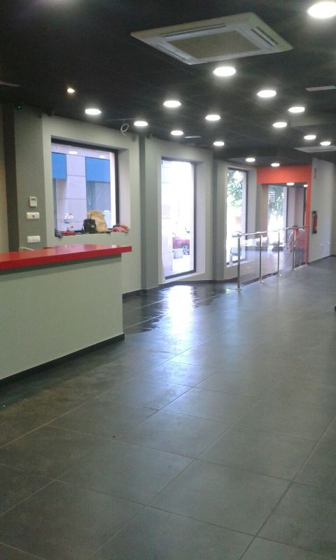 REFORMA LOCAL DE JUEGO EN BENICASSIM, VALENCIA