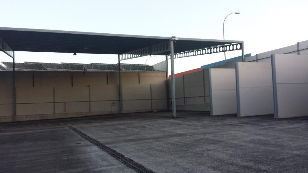 CONSTRUCCIÓN NAVE INDUSTRIAL EN MONOVAR, ALICANTE
