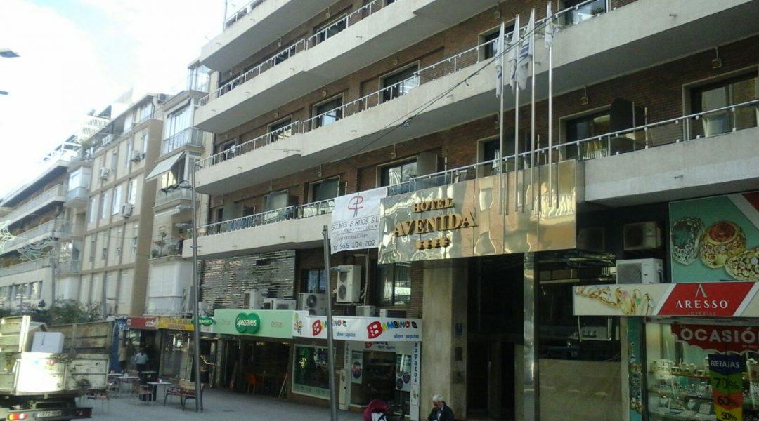 Rehabilitación Hotel Avenida Benidorm (Esclapes e Hijos SL)