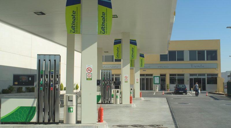 Construcci n de gasolinera en polg industrial atalayas - Materiales de construccion en alicante ...