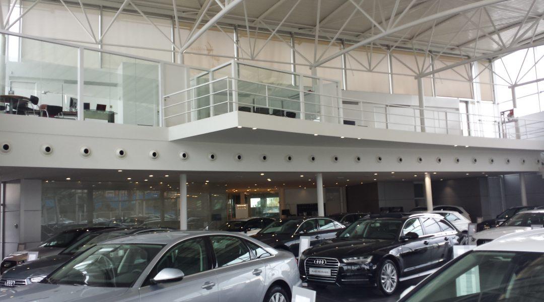 reforma_interior_concesionario_Audi_San_Juan_de_Alicante Febrero 2016