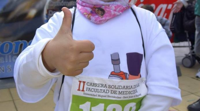 Segunda Carrera Solidaria Facultad de Medicina San Juan de Alicante (Esclapes e Hijos SL)