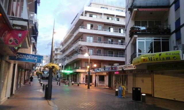 REHABILITACIÓN HOTEL AVENIDA EN BENIDORM, ALICANTE