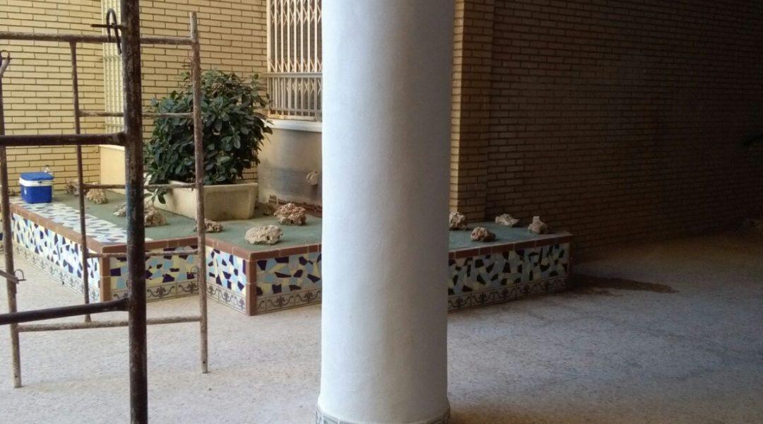 reparación_de_pilares_el_coloso_esclapes