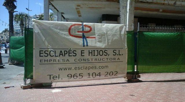 HOTEL SELOMAR BENIDORM PREVIO - ESCLAPES