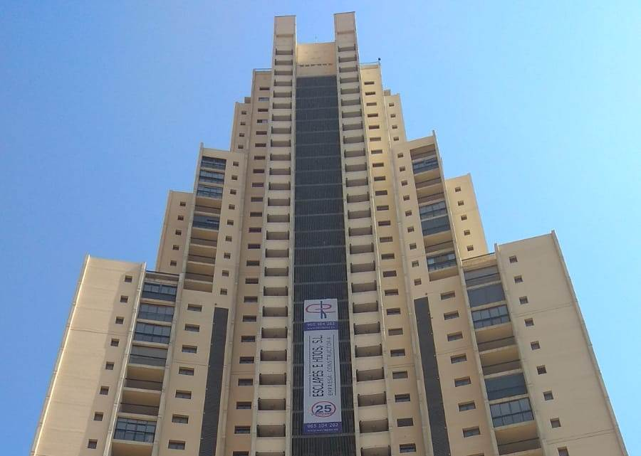 REHABILITACIÓN EDIFICIO KRONOS BENIDORM