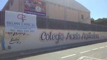 COLEGIO MARIA AUXILIADORA ALICANTE